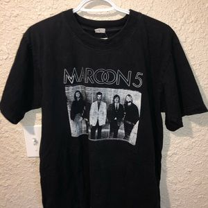 VINTAGE MAROON 5 BAND T SHIRT
